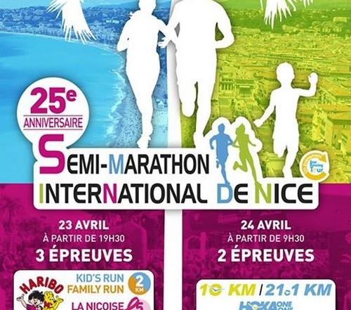 Semi-marathon, dernière ligne droite !