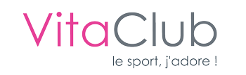 Salle de sport Nice – VitaClub Logo