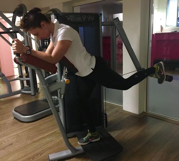 Renforcement Musculaire Fessier