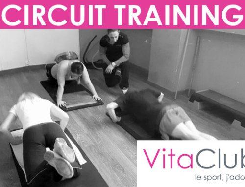 Circuit Training avec Élodie votre coach remise en forme