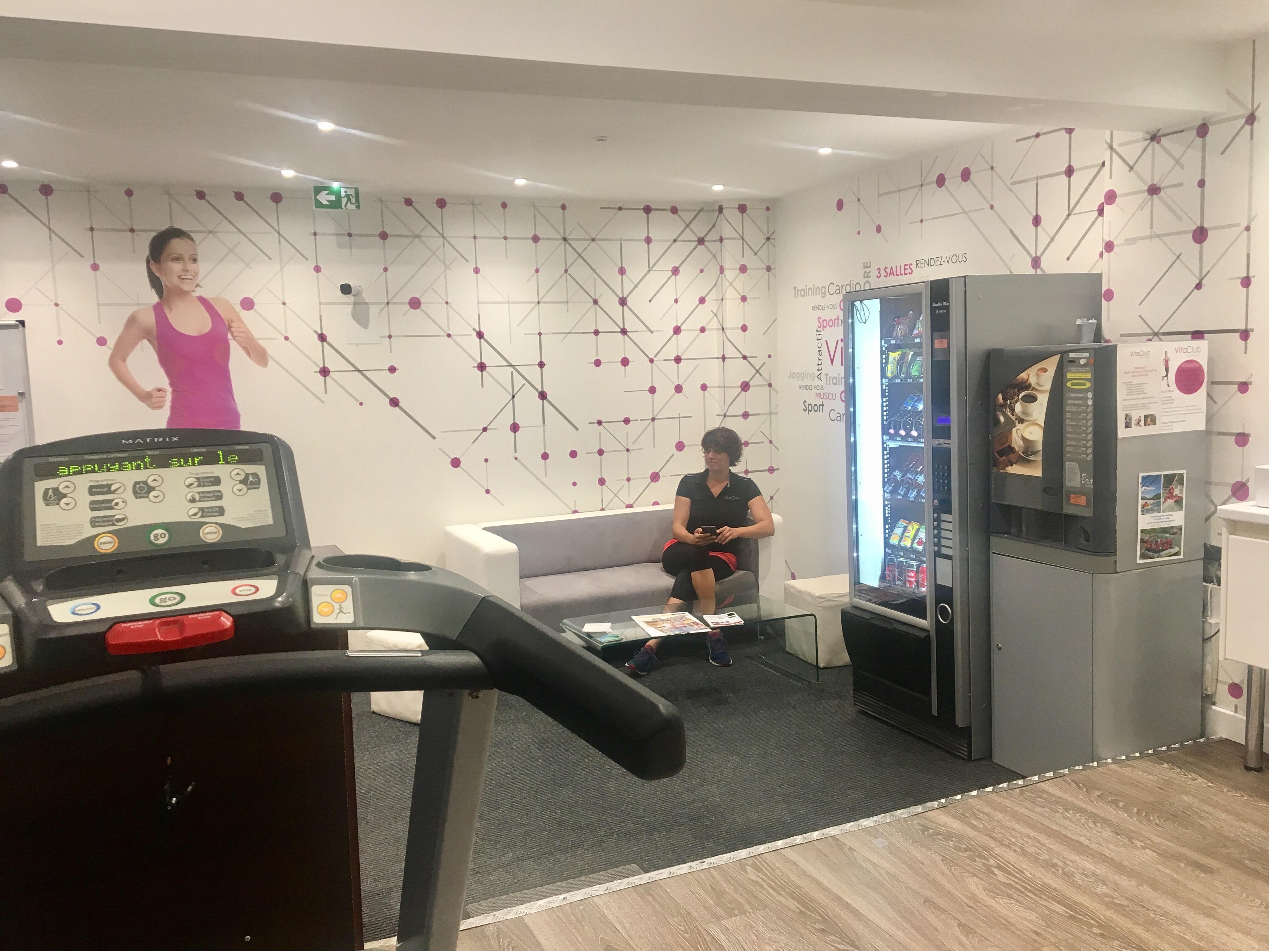 renovation accueil salle de sport nice