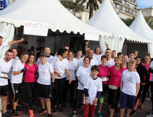 Bravo aux participants  du DefiRun de Nice
