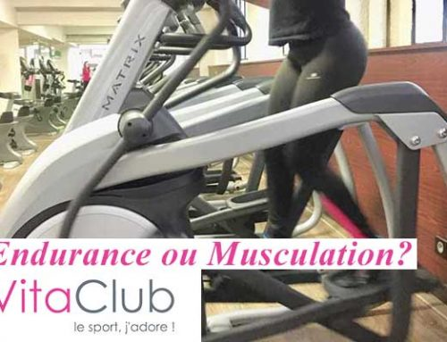 Programme musculation endurance ou masse musculaire ?