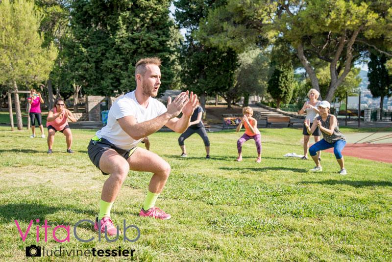 Coach fitness à Nice chez VitaClub