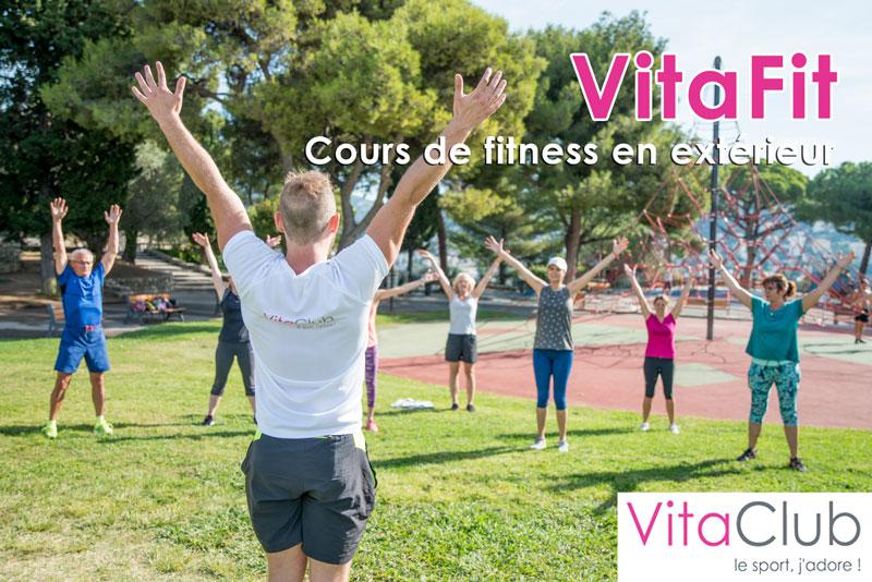 Cours de fitness en extérieur – VitaFit